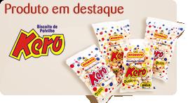 Kero - Biscoito de Polvilho