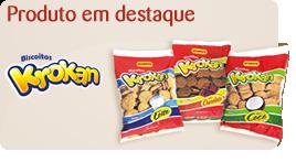 Krokan - Biscoitos Sortidos